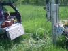 Soil Gas Survey mediante Post Run Tubing